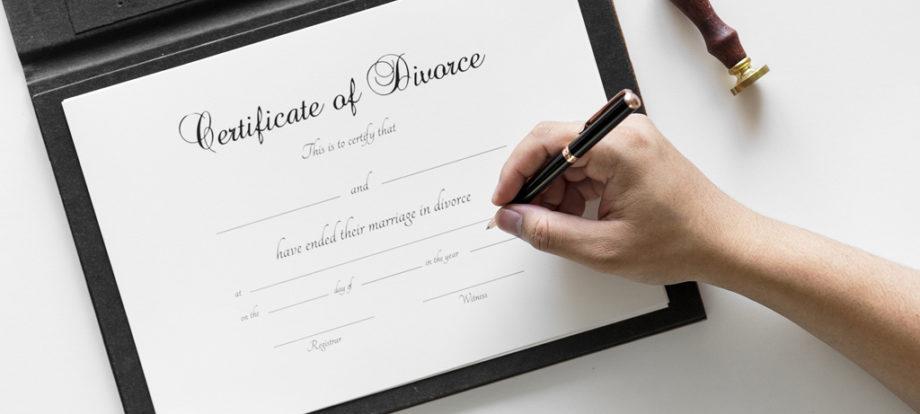 Marriage & Divorce Under the TCJA of 2017 | Divorce Certificate | Safier Mediation Center